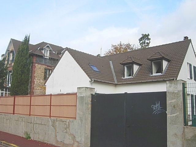Liste de r alisations cmp construction for Agrandissement maison oise